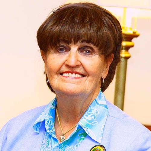 Baroness Cox of Queensbury