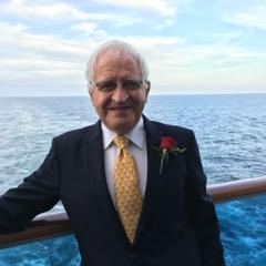 Dr Martin Panter visits the US